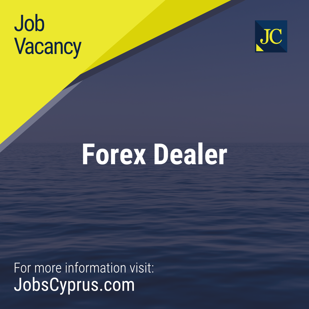 80 Forex jobs in Cyprus (8 new)